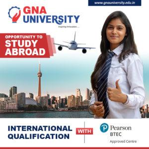 Study abroad | GNA University