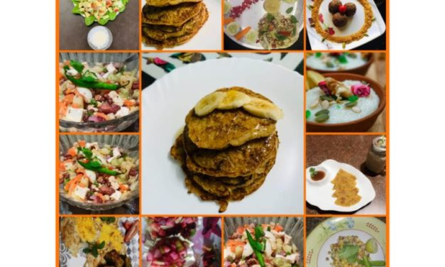 National Nutrition Week 2020 – EAT RIGHT, BITE BY BITE